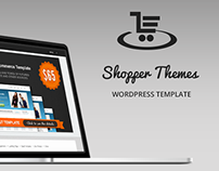 Site mocup - Wordpress template - Shopper Themes