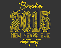 Brazilian 2015 NYE Party