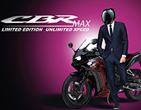 Fair & Lovely Mens MAX custom Bike Promo