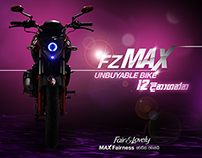 Fair & Lovely Mens MAX custom Bike Promo 2011