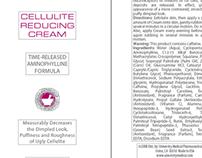 Cellulite Cream Packaging