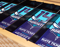 2014-15 Hornets Suite Tickets