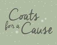 Coats for a Cause | Poster and Coupon