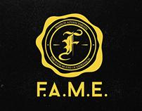 F.A.M.E. Re-Branding