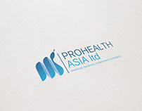ProHealth Asia Logo Design