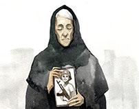 Illustrations for nuzhnapomosh.ru