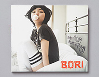 BORI - FaBorite Fantasy Album Art directing & Design