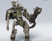 Robot-miner