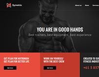 Symetrio – Premium Multi-Sport Theme