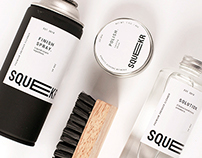 Squekr: Premium Sneaker Care Kit