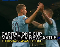 Capital One Cup Promo