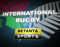 International Rugby Promo