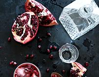 Pomegranate Liqueur
