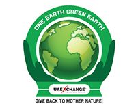 One earth green earth
