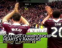 Scottish Championship Promo