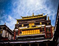 Tashilompu Monastery, Shigatse, Tibet: Part 2