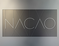 Nacao branding and packaging
