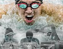 2014-15 NC State Swim Poster