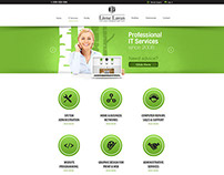 Web site Design - Livne Lavan