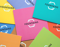 FOUNTAINS – board game