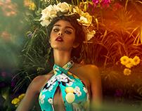 Frida Kahlo Bikinis by Paola Amador