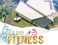 Club Fitness Center 24/7 Gujrat