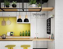 Trevillior Kitchen
