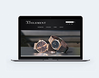 33 Element Website