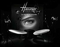Exhibition design - stand for Harcourt Studio Paris