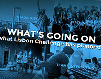 Lisbon Challenge 2014