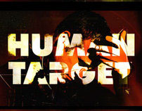 FOX Human Target TV Show Package