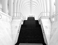 """CGI - """"Gare des Guillemins"""" Railway station"""