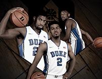 """""""Here Comes Duke"""" Campaign"""