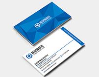 Corporate Business Card - RA72
