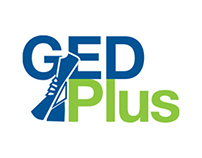 NYC Dept of Ed., GED Plus logo