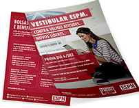 Campanha Vestibular 2015 | ESPM Sul