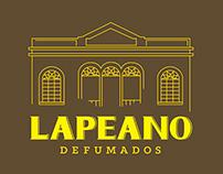 Defumados Lapeano - Identidade Visual e Rótulos