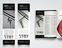 HDI Railings / Magazine Ads