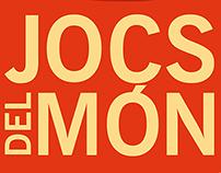 JOCS DEL MÓN | Posters