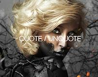Slashthree 17: Quote/Unquote