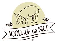 Açougue da Nice - Identidade Visual