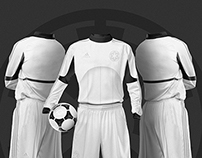 Star Wars Football Kits