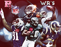 (Wr's) Knights in the NFL