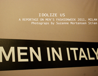 Photoreportage - Fashion Week 2011