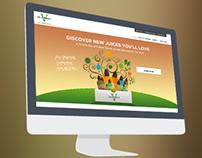 vJuiceBox website