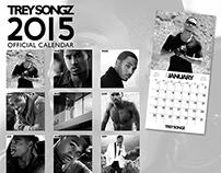 2015 TREY SONGZ CALENDAR