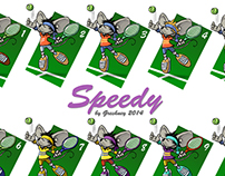 Speedy - children book illustrations