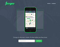 Forgeo - Mobile & Web App