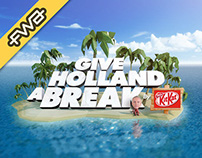 KitKat - Give Holland a Break