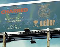 Charred Music Festival
